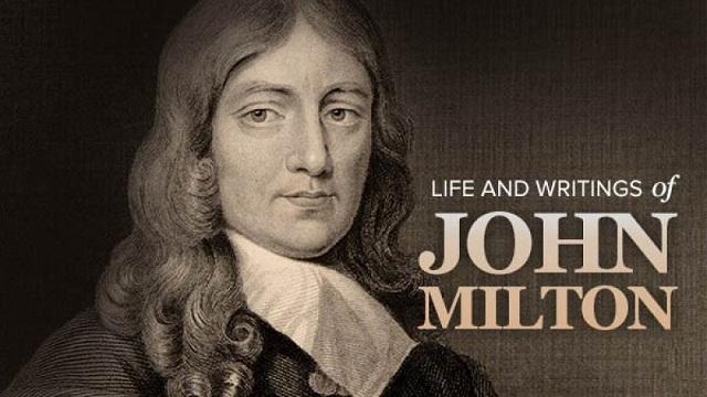 John Milton, Summary, analysis and Theme of On His Blindness by John Milton